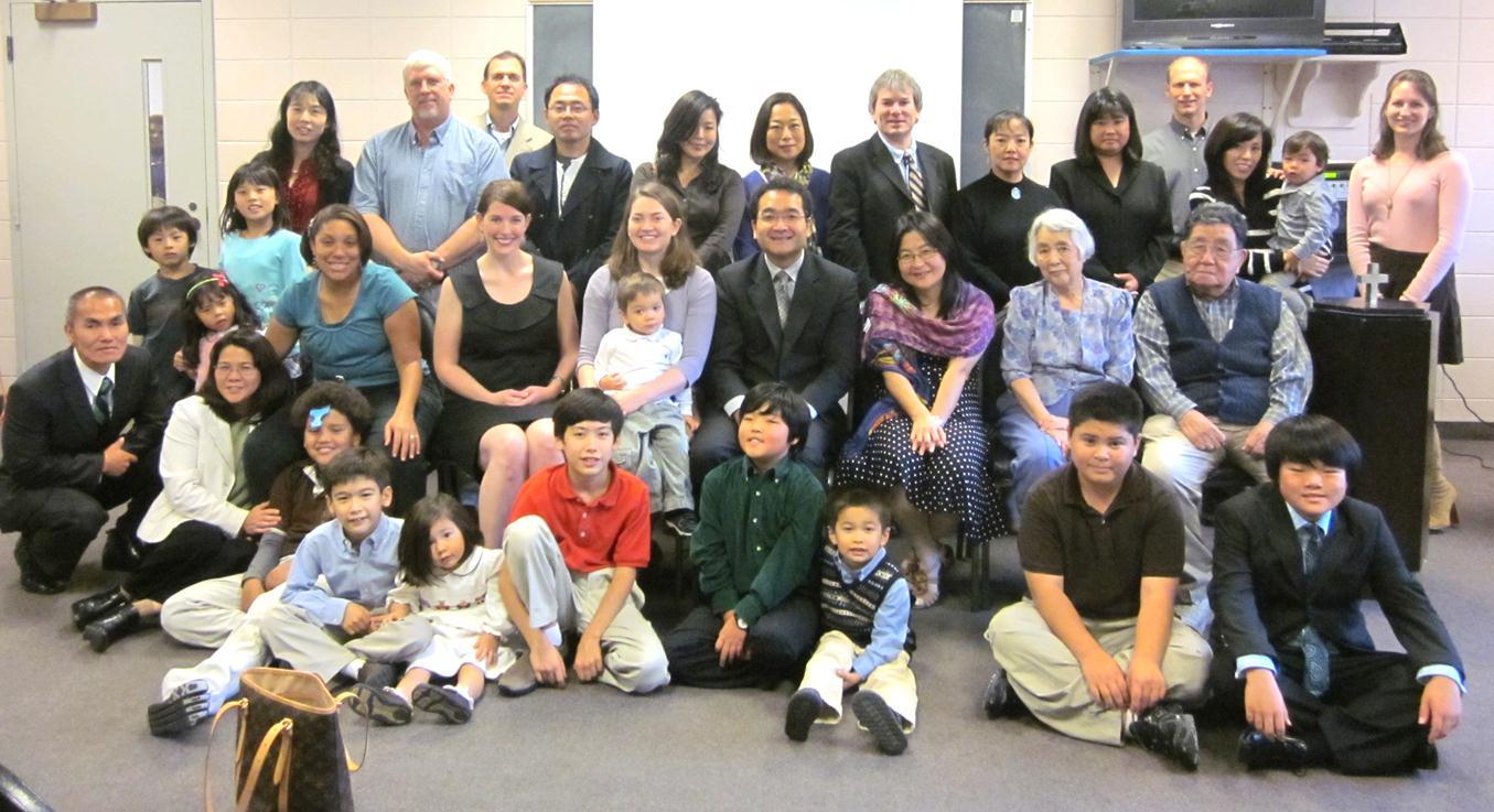 Japanese Congregation