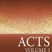 ACTS[vol I]CVR